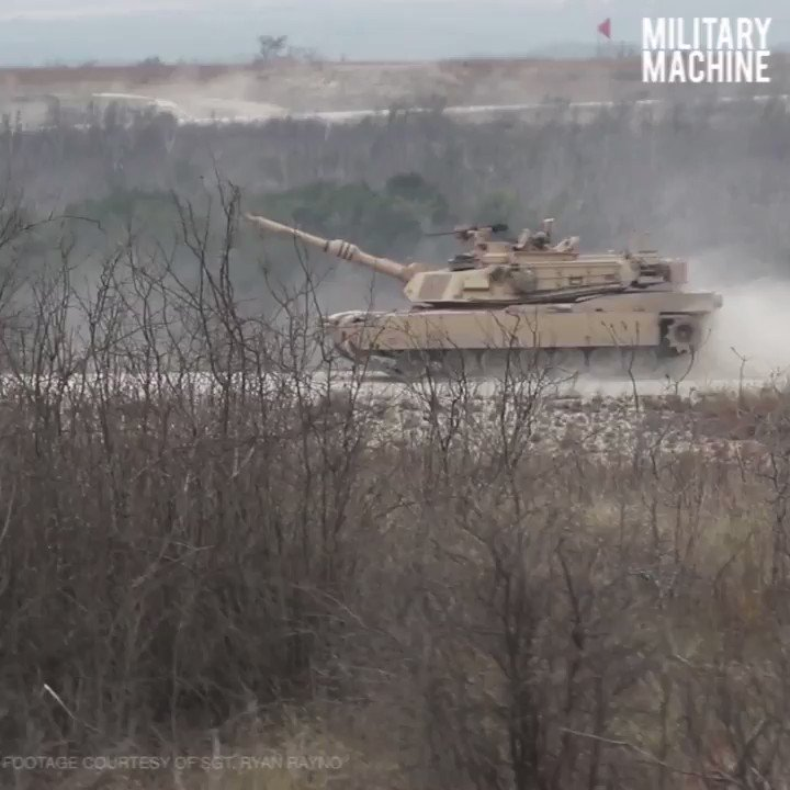 Soldiers from 1st Battalion, 8th Cavalry Regiment participate in a Combined Arms Live Fire Exercise on the ranges of Fort Hood as part of Pegasus Forge IV.  #Cavalry #BattleTank #Tanks #USArmy #MilitaryMachine  MILITARY TANKS FOR SALE TO CIVILIANS: https://militarymachine.com/military-tanks-for-sale/…