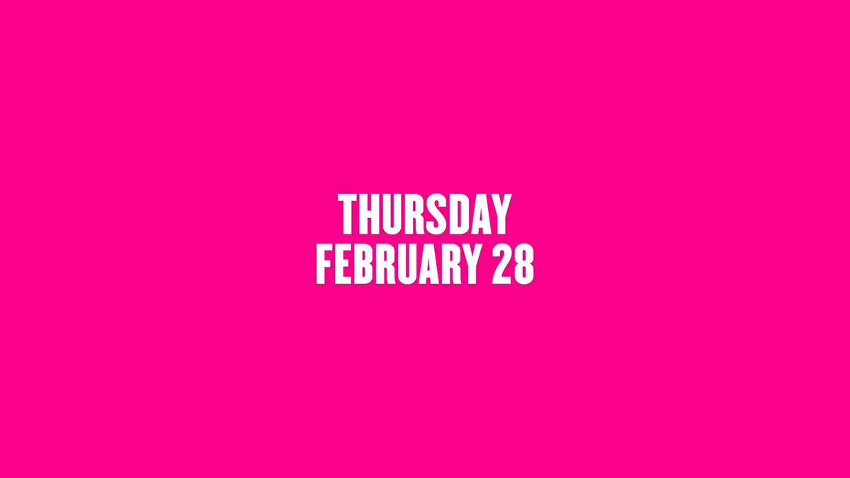 .@RuPaulsDragRace 2/28 on @vh1 #DragRace ������������ https://t.co/CNuKDXq3l2