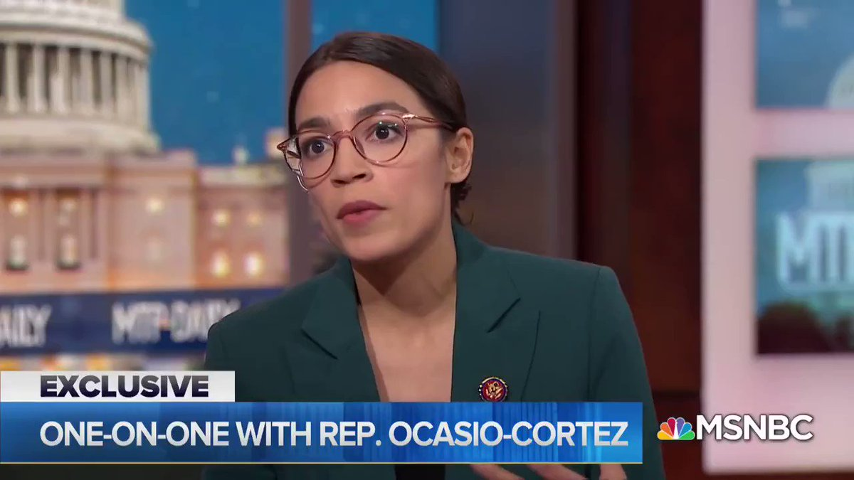 "Rep. Alexandria Ocasio-Cortez Says She Has African Ancestry, But ""That Doesn't Mean I'm Black"""