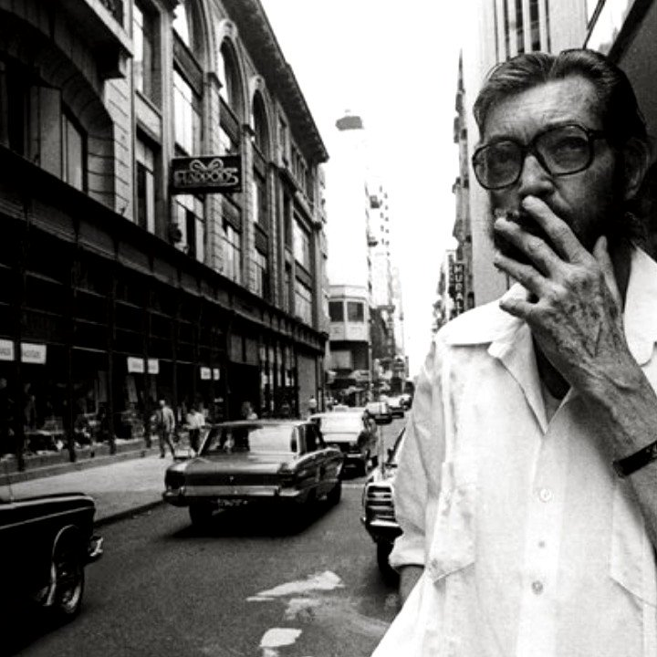 Colectivo OFB's photo on Julio Cortázar