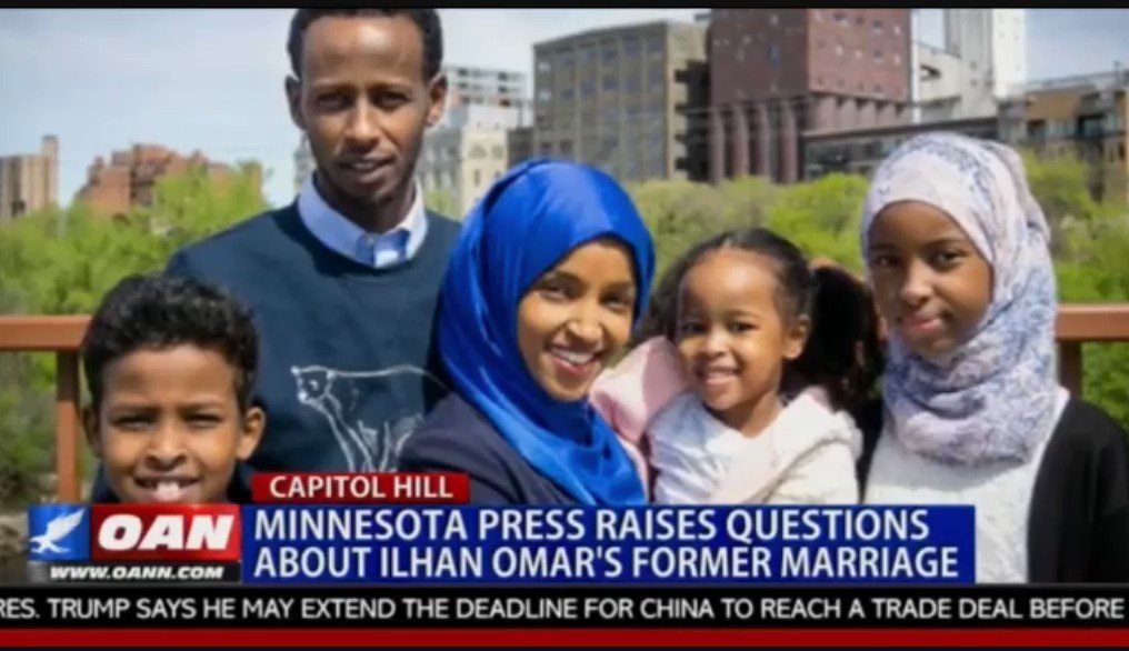 Minnesota Press Raises Questions About Ilhan Omar's Former Marriage