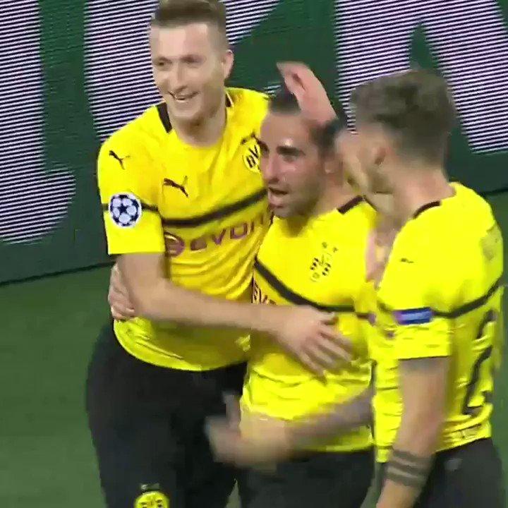 "Will Tottenham Hotspur F.C handle Borussia Dortmund's ""Gegenpressing""? @nissanfootball tell you about the German club's intelligent pressing movements.  #UCL #InnovateYourGame🧠⚽"