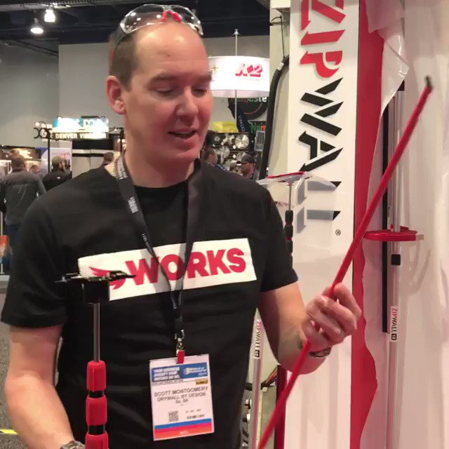 Image for the Tweet beginning: Scott Montgomery of Drywall by