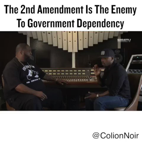 """If your political party is centred around """"more govt"""" as the  solution, the last thing you want is a self-reliant electorate. That's why you try to create an environment where the people have to depend on you for their safety (Gun Control). Full Video: https://youtu.be/4GFRCx5LJHI"""