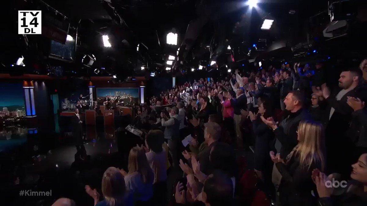 Don't miss an all new @JimmyKimmelLive tonight! ✨�� https://t.co/T54r4b6wyd