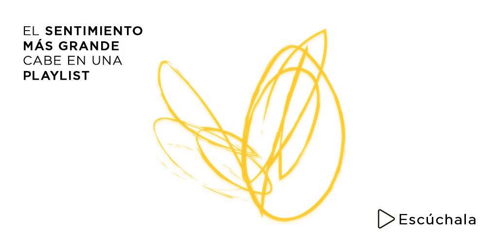 Te hicimos una selección musical para ponerte en mood #SanValentínPH. No importa si la pasas con alguien (o no), te pondrá de buenas 💛 https://spoti.fi/2Sv3ezH