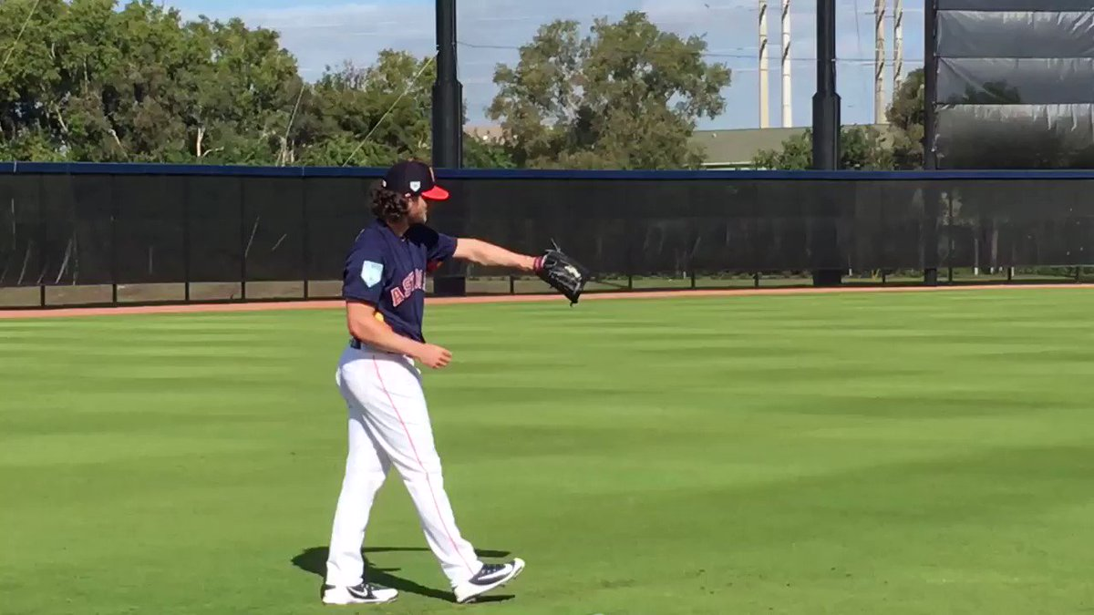 Do you want to see Cole and Verlander play catch?