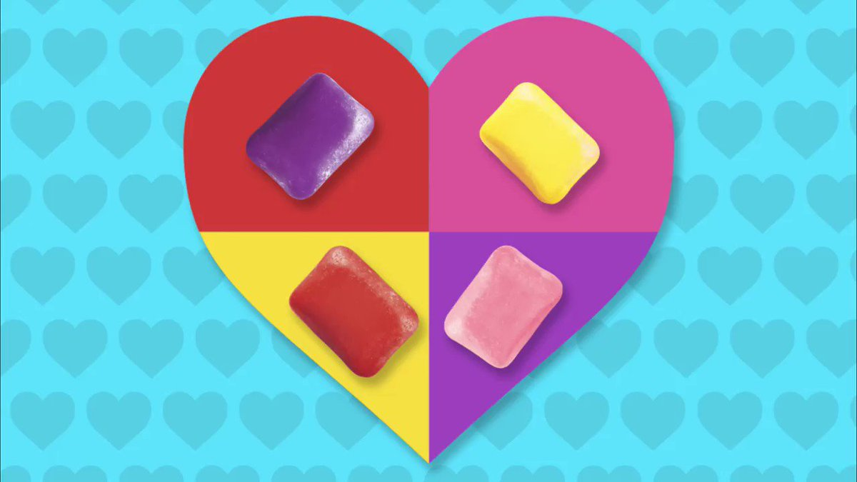 The heart wants the four flavors that it wants! 💖 #ValentinesDay https://t.co/1iNy8nAWKA