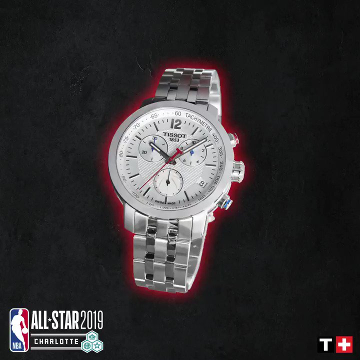 Are you ready for #NBAAllStar in Charlotte? We have some awesome events lined up throughout the weekend. Follow us at @tissot.us on Instagram for more info on how to join us! #ThisIsYourTime