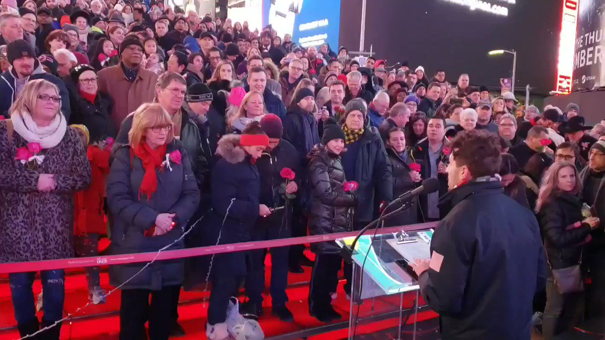 Congrats Carol & Jeff! This lucky couple who have been married over 50 years won two tickets to see one of #Broadway's most romantic shows - @PrettyWoman! #lovetimessquare