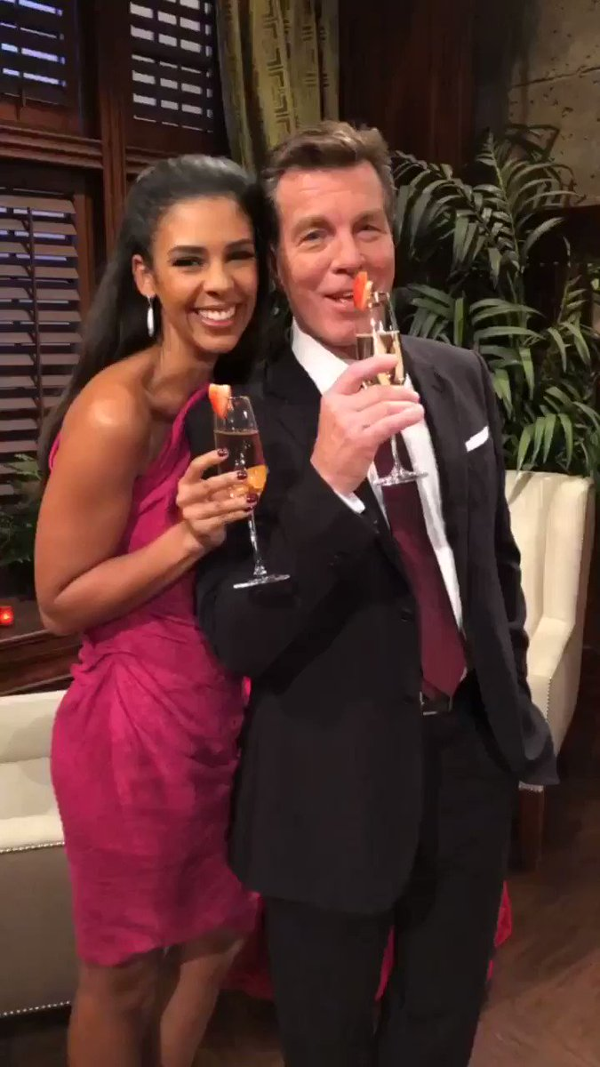Cheers! Here's to a very Happy Valentine's Day! #YR