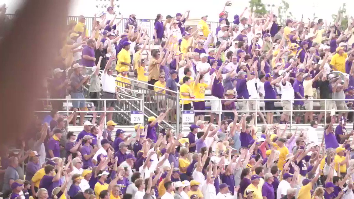 GET UP! It's finally GAME DAY! #GeauxTigers