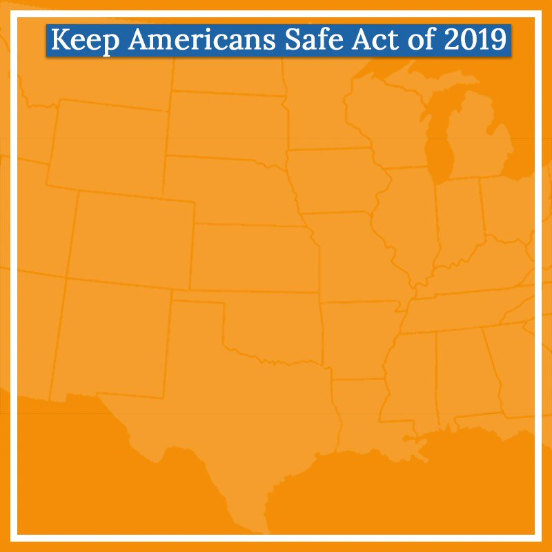 Thank you @AMarch4OurLives and @charlie_mirsky for supporting our Keep Americans Safe Act! #NeverAgain