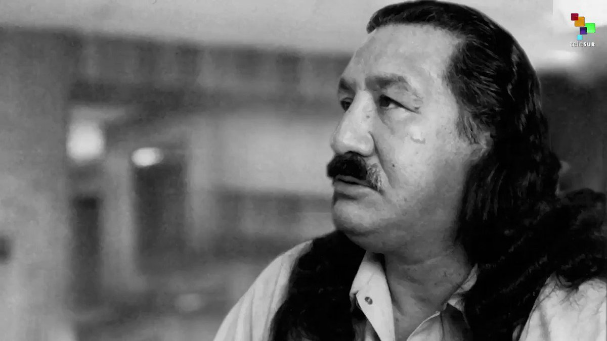 Feb 6 Leonard began his 44th year in the Ironhouse ENOUGH IS ENOUGH !!!! #FreeLeonardPeltier @POTUS @realDonaldTrump  #INDIGENOUS #TAIRP