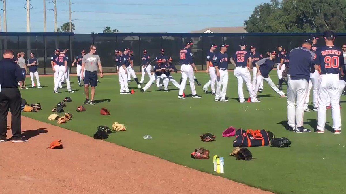 #Astros stretch