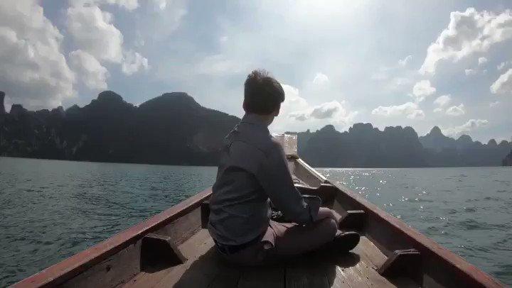 🛥 Ratchaprapa (Choew Lan) Dam Surat Thani, Thailand 🇹🇭  🛶เขื่อนรัชชประภา (เชี่ยวหลาน)  จังหวัดสุราษฎร์ธานี  #SuratThani #Thailand #Southern #Surat #Thani #Sea #Ocean #Dam #Ratchaprapa #RatchaprapaDam #Island #Resort #Vacation #Trip #View #Timewarp #Gopro #GP #GoproHero7 #Hero