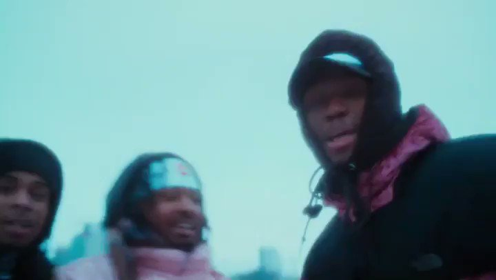 WHAT POLAR VORTEX??? 😭😭😭 NEW @PIVOTGANG VIDEO OUT NOW!!! youtu.be/qy57oefUZXg