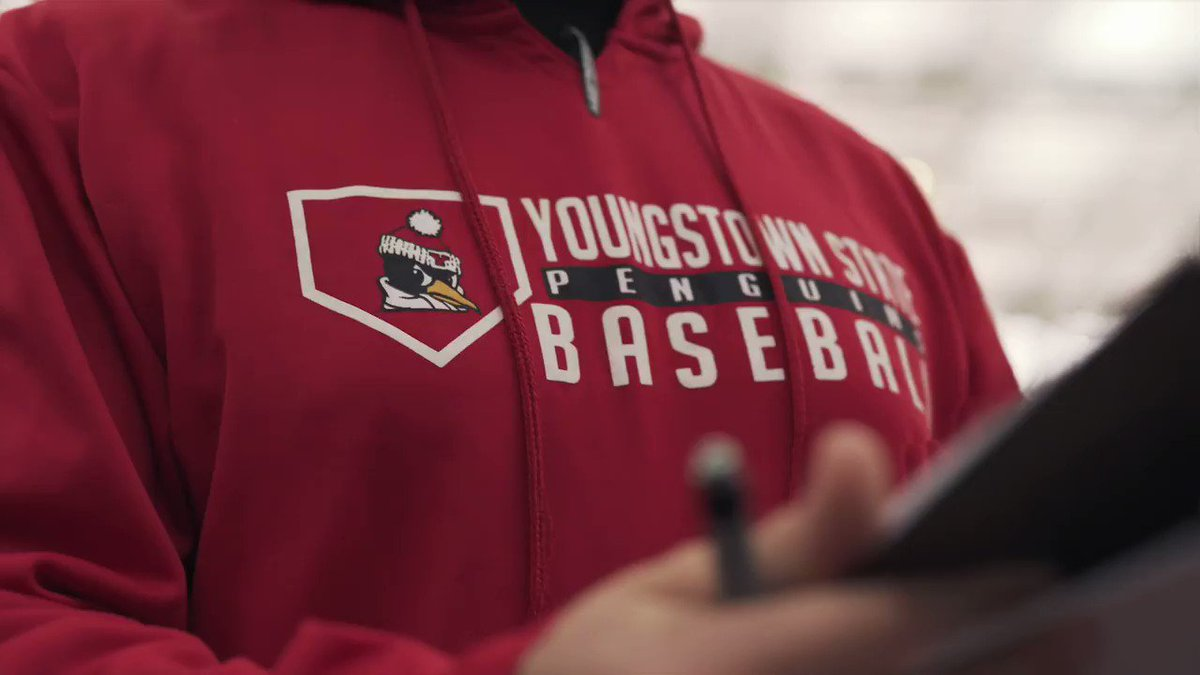 Hype video alert 🚨🔥⚾  Our 2019 journey begins today...time to take another step forward toward the ultimate goal! #ForTheYo  #GoGuins 🐧 #ChangeYourBest