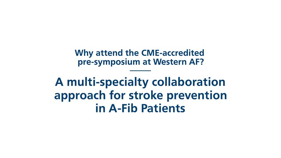 Image for the Tweet beginning: Join us for a CME