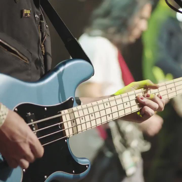 See how Fender's American Performer Series – featuring custom-wound Yosemite pickups – helps @FIDLAR explore new sounds, night after night.   Watch the full video here: http://bit.ly/2V2663F