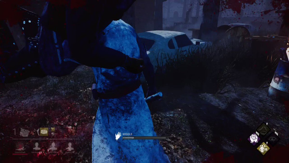 I don't even know to caption this #DBD #DeadbyDaylight #PS4share  https://store.playstation.com/#!/en-us/tid=CUSA08444_00 …