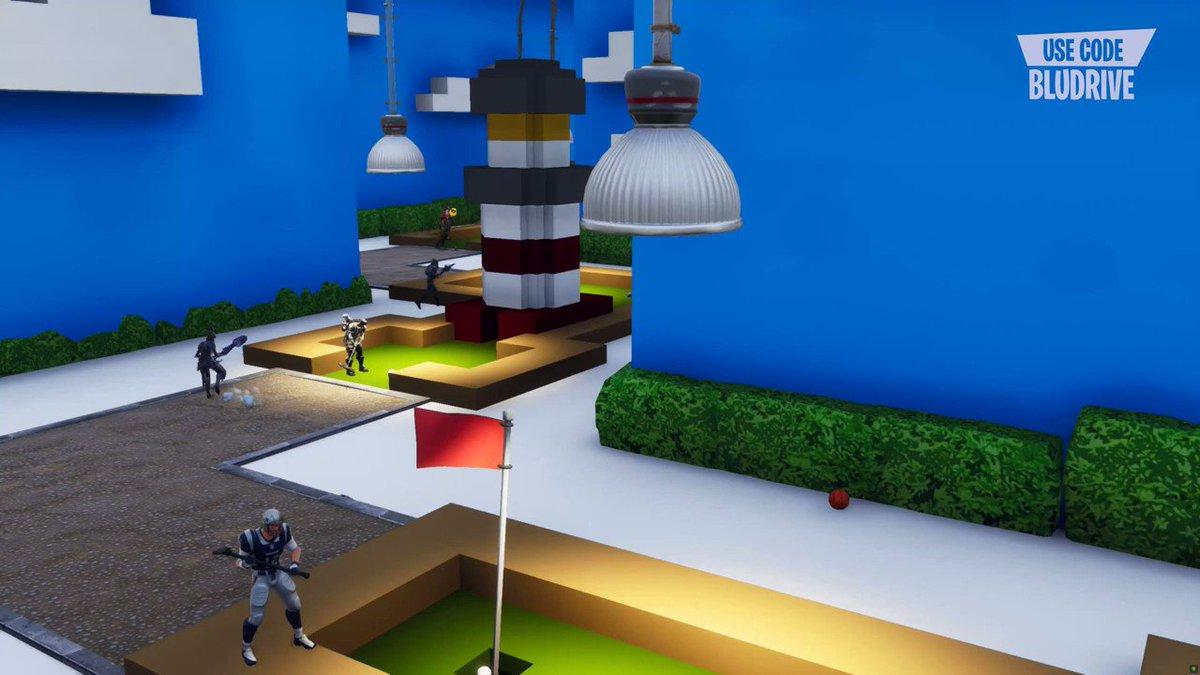 Mini Golf In Fortnite Creative Code | Fortnite V Bucks ...
