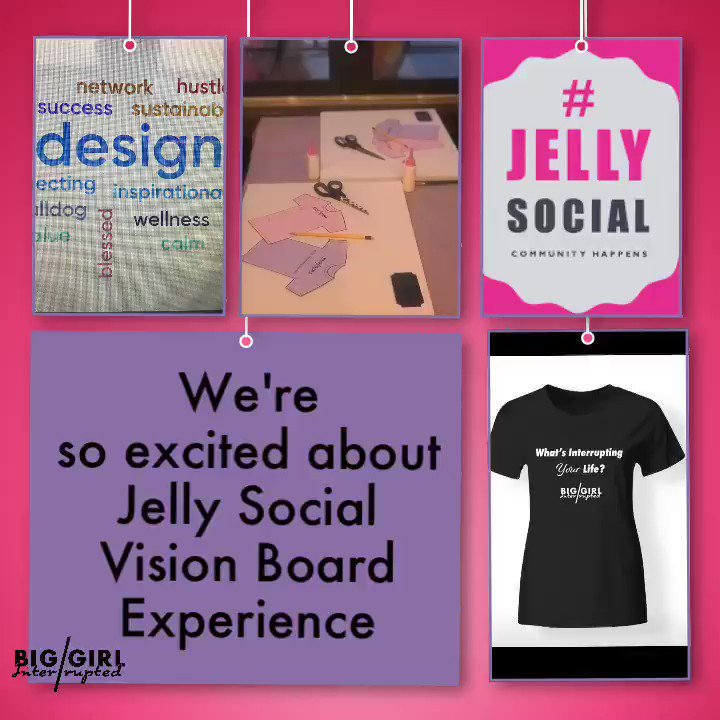 Come out! Feb 20 @ 6pm - 9pm create a vision board for business and start creating success! JC's Grill House 1500 Matheson Blvd ⭐️⭐️FREE Appetizers⭐️⭐️         reserve your spot at http://www.biggirlinterrupted.ca @jellysocial #networking  #business #goals #visionboard