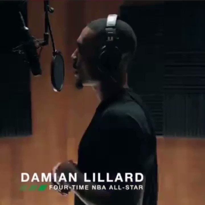 """""""Greatness is built by overcoming our obstacles... even when it hurts!"""" @damianlillard @biofreeze #FeelNoLimits"""