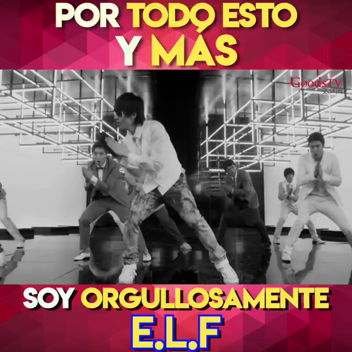 Eternamente #ELF . #SuperJunior 💙💙💙