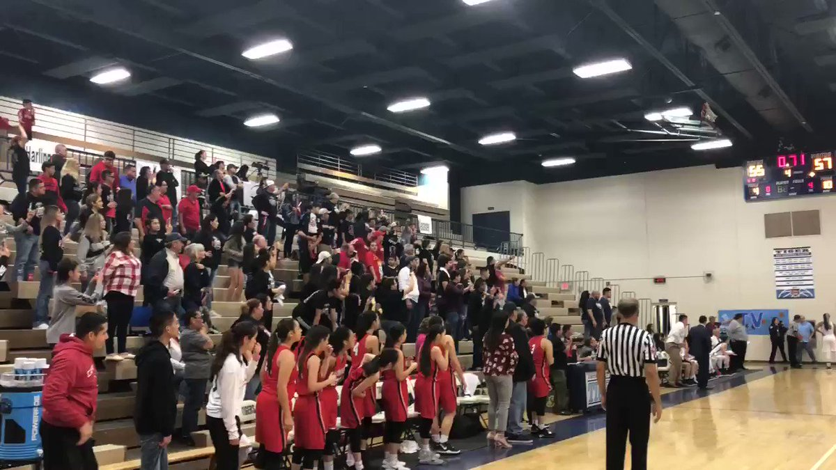 Harlingen wins 57-55! Wow, what a game! @HHSCards @HHS_GBBall