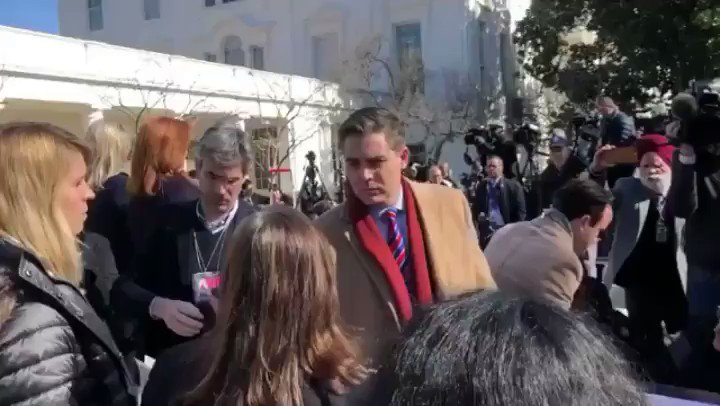 Listen to what @Acosta told these angel moms when they confronted him today... We see right through you Jim!   And Jim! You are Fake News!!! 🤣