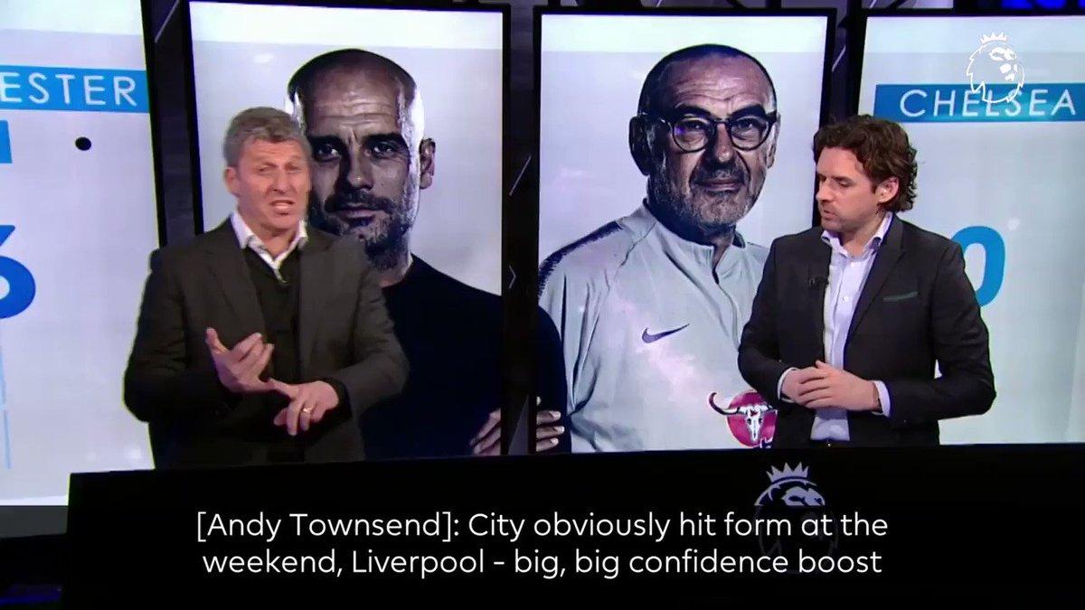 Man City v Liverpool v Spurs  Let's whet your #PL appetite...