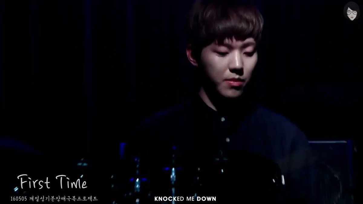 If you don't believe me or think that I was being bias when I said Dowoon has improved a lot, here's a video of him playing First Time from 2016 and 2018. He was reserved, now he's free. He was more focused on how he plays, now he's enjoying more.  PS. He's so cute wth 😭