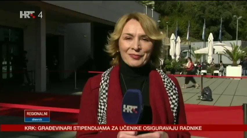 Večeras u 20 sati u izravnom prijenosu na prvom programu HRT-a i putem streama na http://www.hrt.hr možete pratiti #Dora2019 - hrvatski izbor za pjesmu @Eurovision! https://bit.ly/2S93DTz