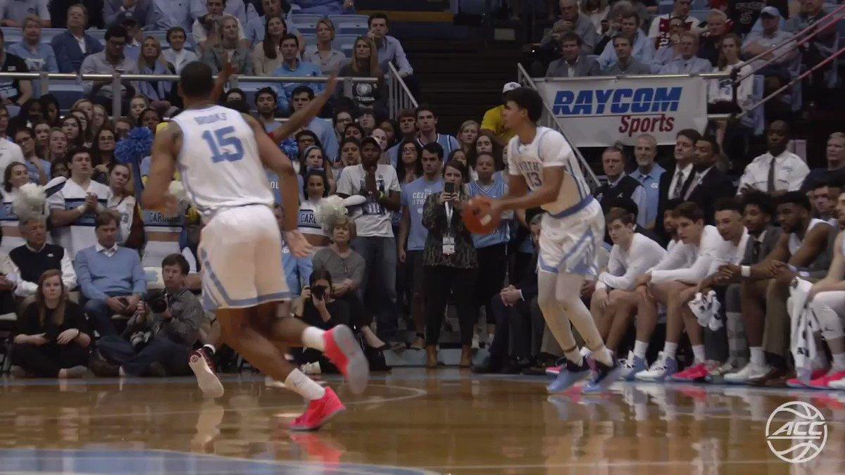 ACC Men's Basketball's photo on Cam Johnson