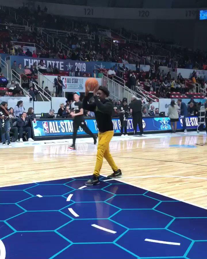 NBA's photo on #nbaallstar
