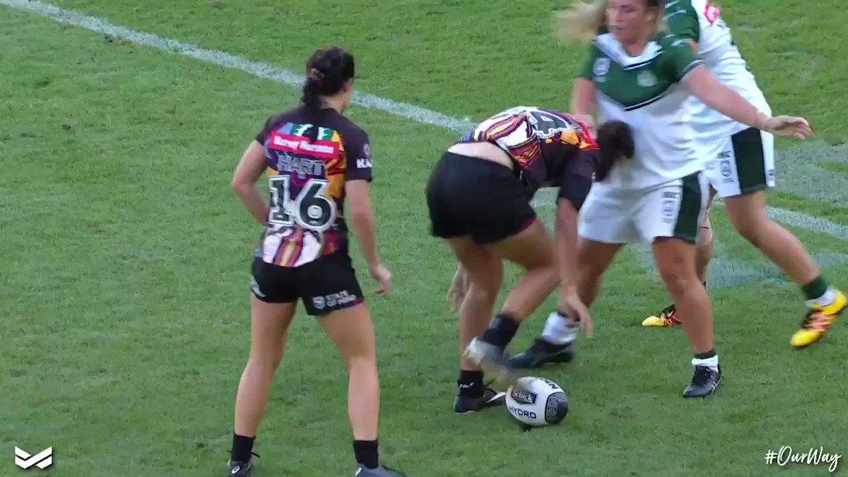 Women's Rugby League's photo on #NRLAllStars