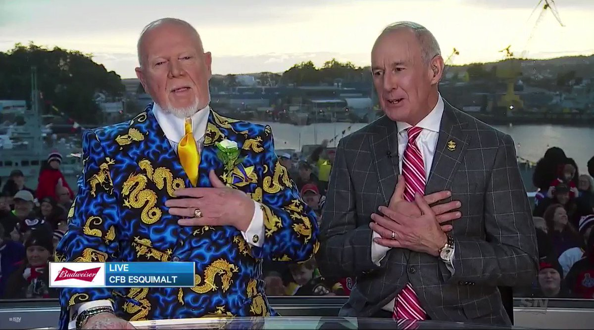 Don Cherry absolutely rips the Carolina Hurricanes for their post-game celebrations 😬