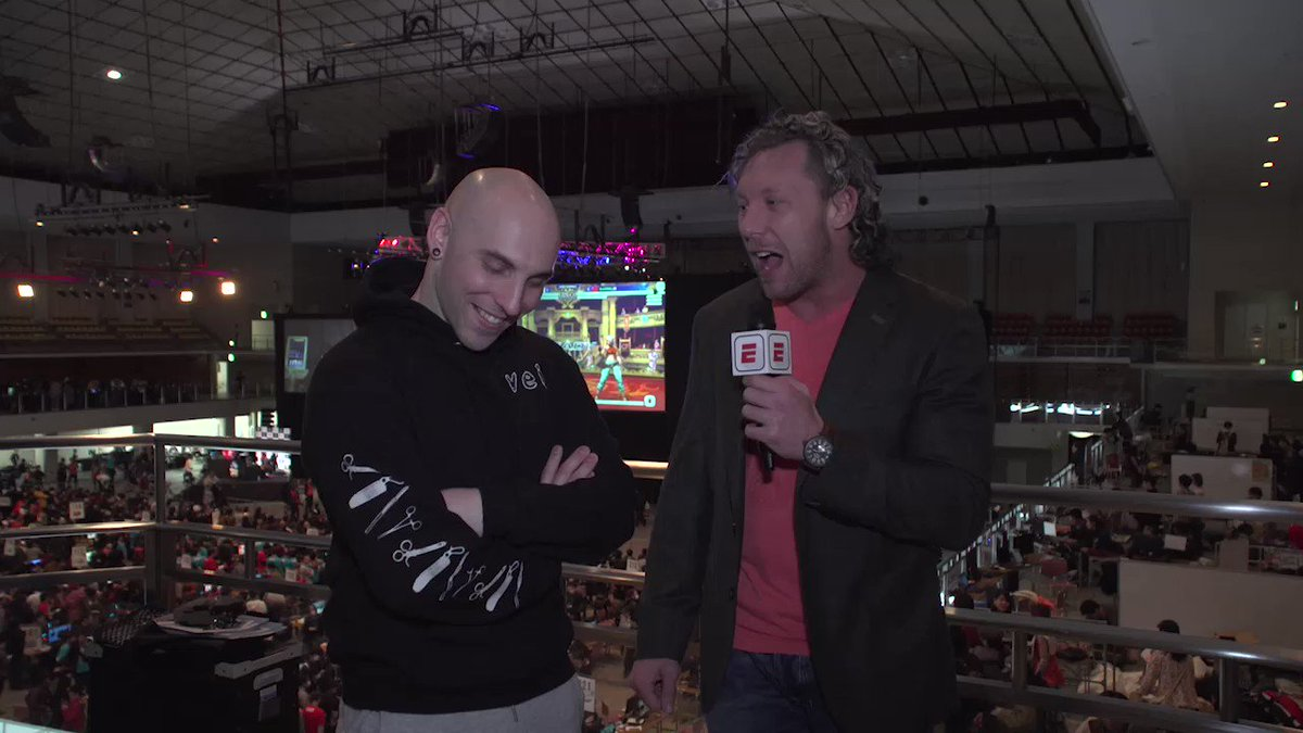 Hot tip for @KennyOmegamanX: Don't call @thisislijoe washed up. He'll make you regret it. Watch: https://youtu.be/movteqaChps