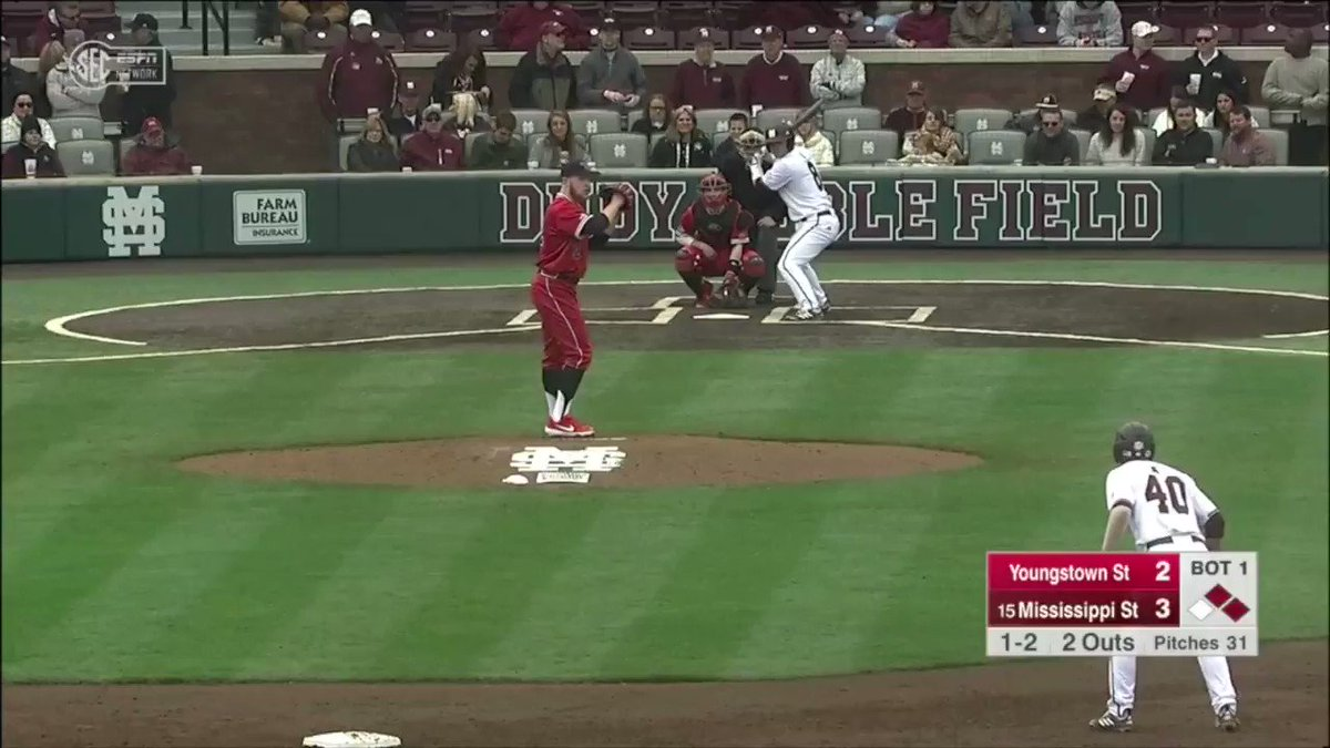 """How about another """"Web"""" Gem from the bottom of the first inning in game one today...this time from Web Charles! #SCTop10 @SportsCenter @SC_ESPN   #GoGuins 🐧⚾️"""