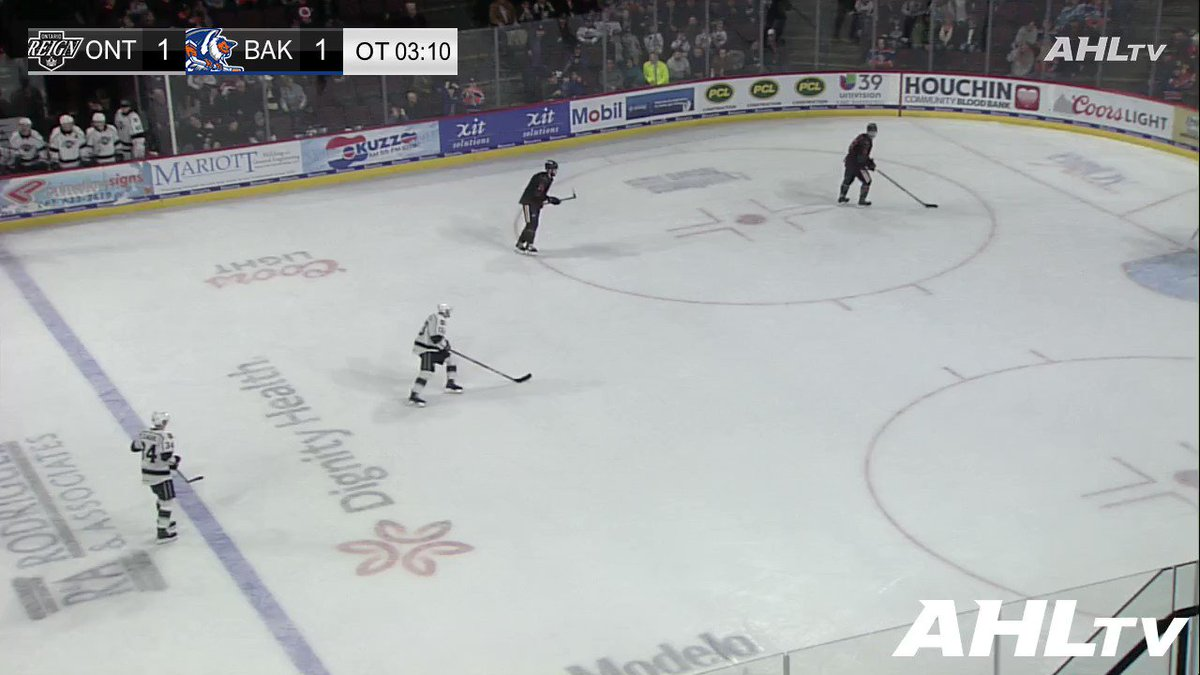 Take a look at Cooper Marody's beauty of an OT winner, giving the @Condors their 15th straight W