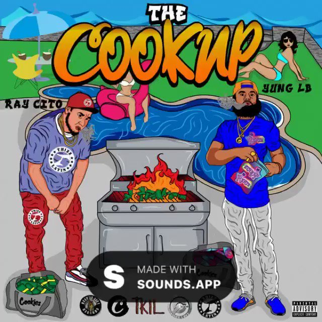 Ray Cito & Yung Lb feat. Chippass - The Cookup (Intro) #np #RayCito #YungLb #Chippass