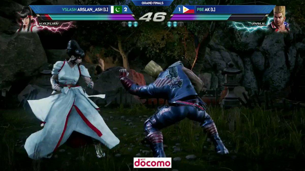 EVO's photo on Tekken