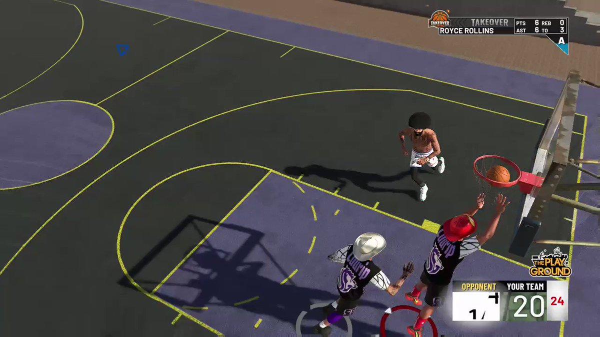We pass those #NBA2K19 #XboxShare