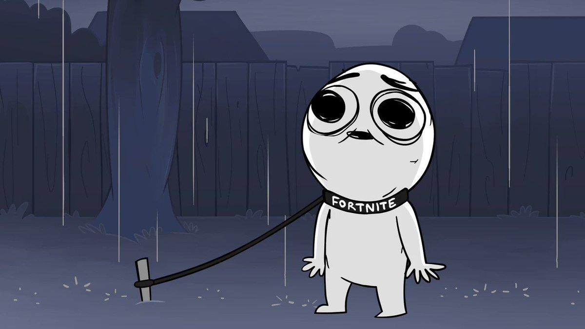 #fortnite was a good boy ☹️
