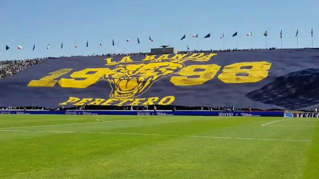 Esto en Línea's photo on Pumas vs América