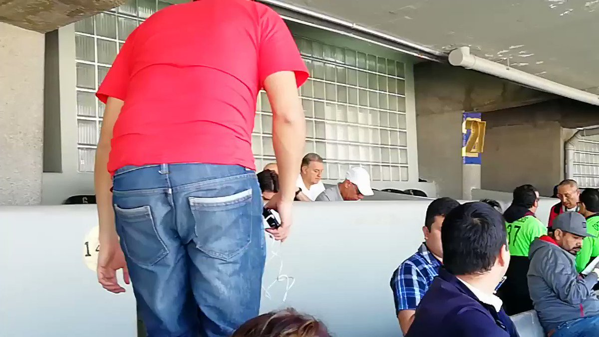 Jorge Lara Paredes's photo on Pumas vs América