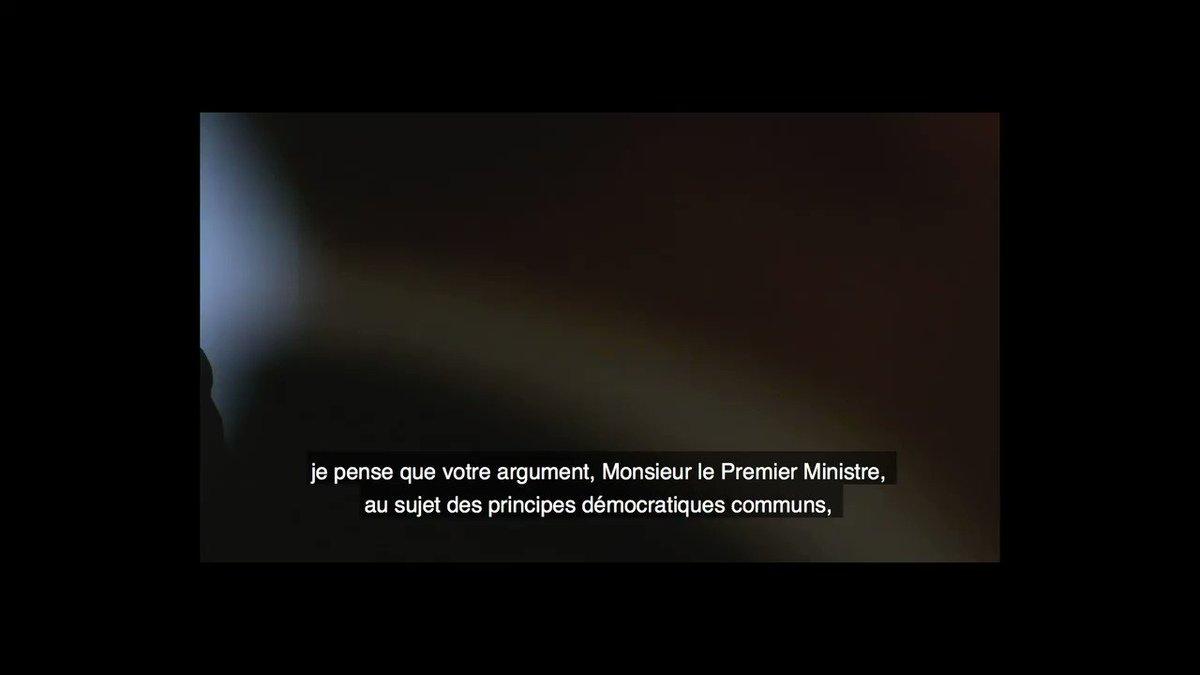 Pol. étrangère CAN's photo on #MSC2019