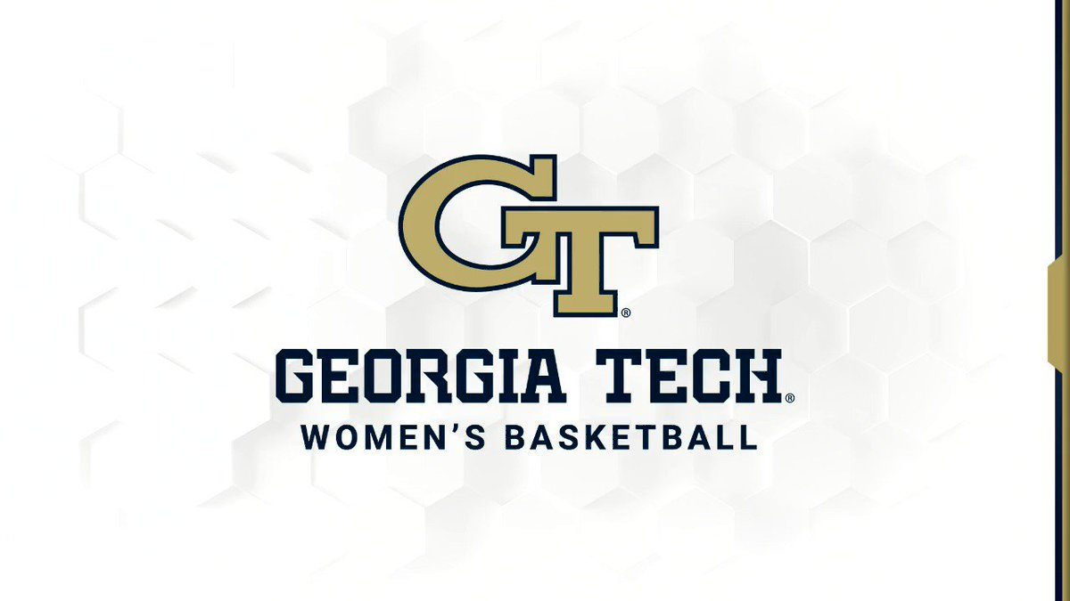 TECH WINS!!!  Georgia Tech 76, Virginia Tech 68  Francesca Pan ties her career-high with 26 points