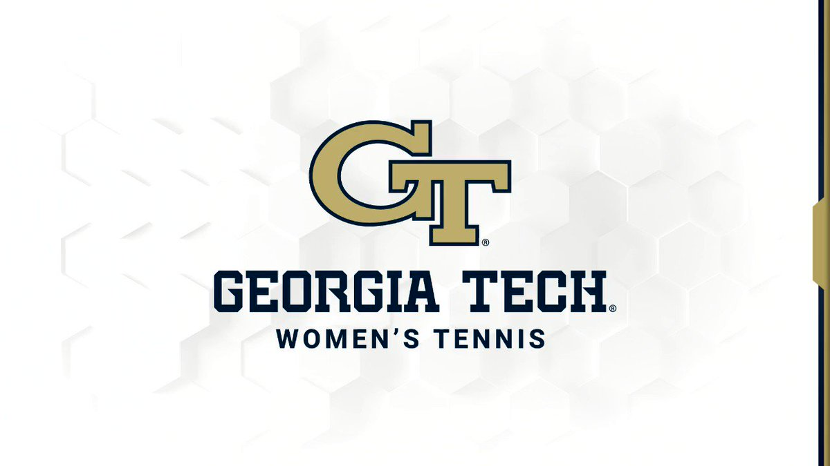 VICTORY! Georgia Tech 5, No. 11 Northwestern 2  Jackets rebound from dropping the doubles point to win five singles matches and pocket the win. #TogetherWeSwarm